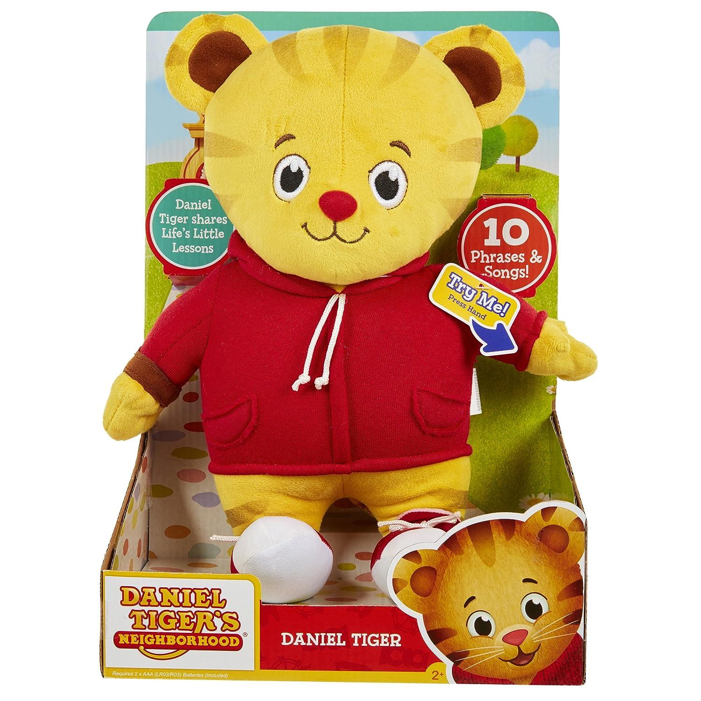 Amazon Com Daniel Tiger S Neighborhood Friends Plush Toys Games