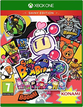 Super Bomberman R - Shiny Edition: Amazon.es: Videojuegos