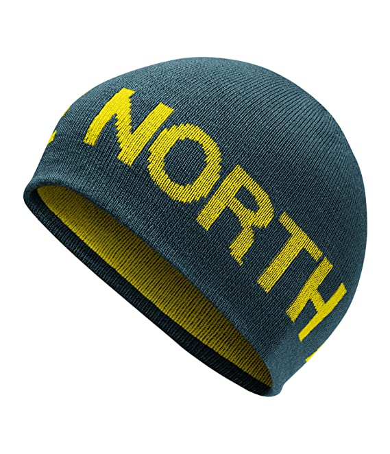 ca401c90933d2 Amazon.com  The North Face Reversible TNF Banner Beanie  Sports   Outdoors