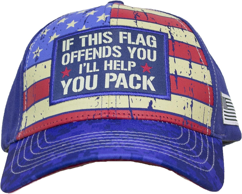 We The People VINYL PRINT Patriotic Baseball Style Cap Hat
