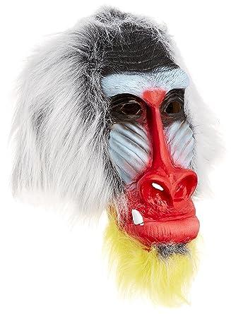 Amazon.com: Animal Mask mandrill: Clothing