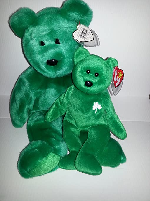 Amazon.com  Ty Beanie Baby Set of Two - Matching Beanie Baby and ... 8251c8d9f34