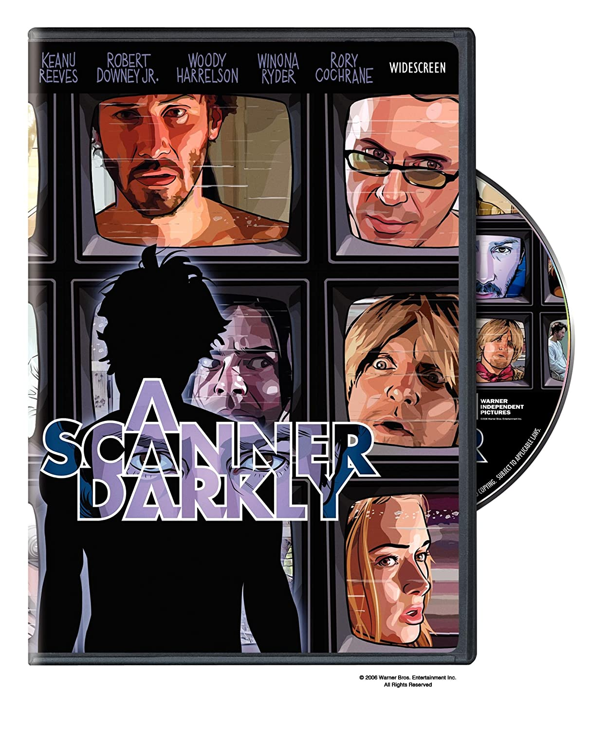 subtitulos a scanner darkly