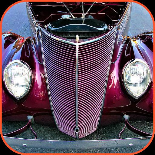 - Vintage Cars Wallpaper