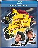 Abbott and Costello Meet Frankenstein [Blu-ray + Digital Copy]