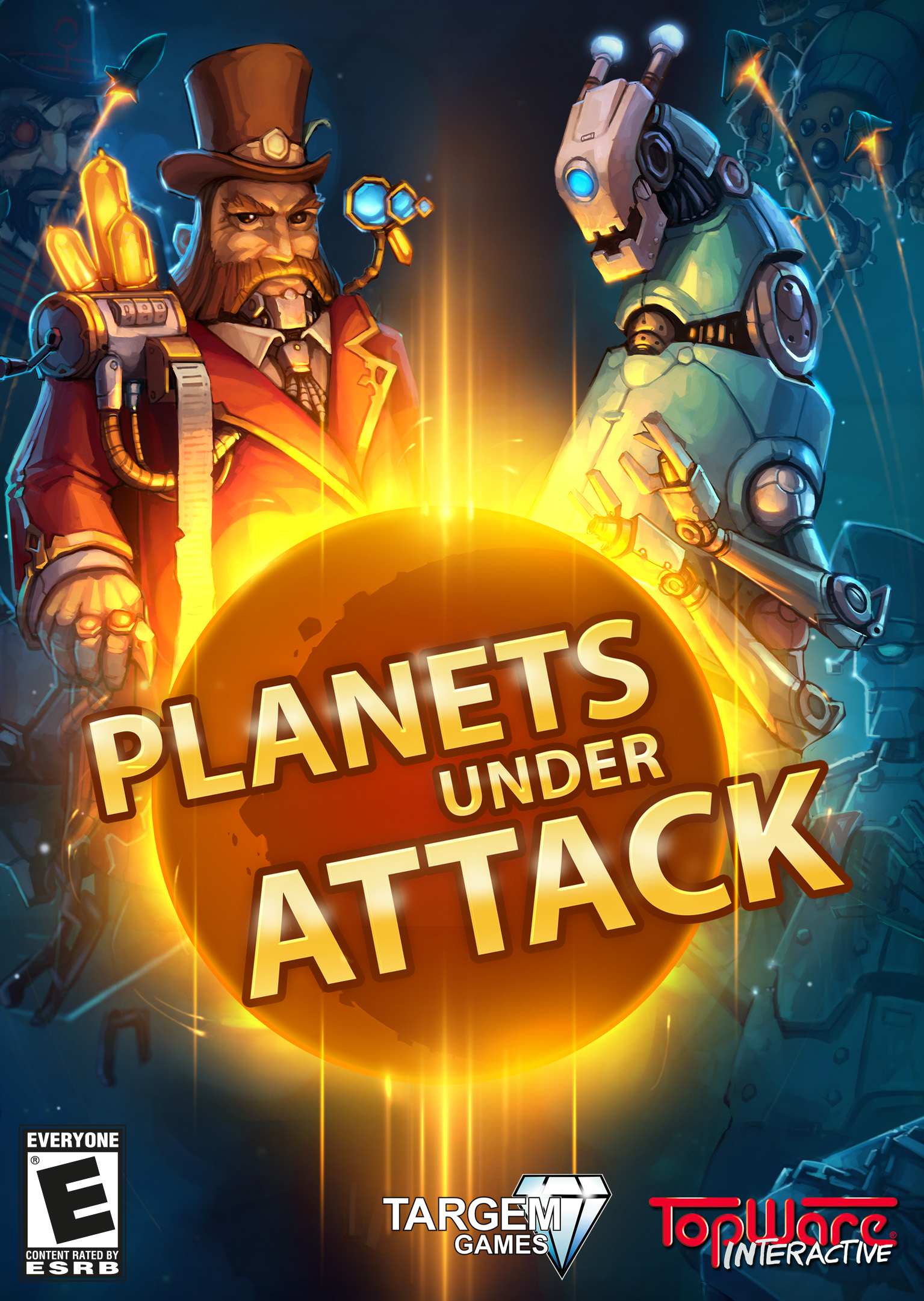 Planets under Attack [Steam]
