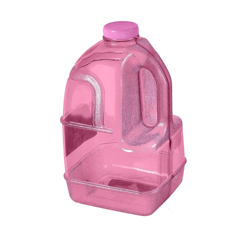 新品同様 飲料水ボトル BPAフリー 1ガロン BPAフリー Gallon 再利用可能なプラスチック ジャグ コンテナ 1 1 Gallon ピンク B01M11CY09, アワラ市:77fcb8db --- a0267596.xsph.ru