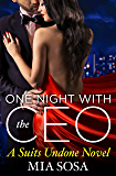 One Night with the CEO (The Suits Undone)