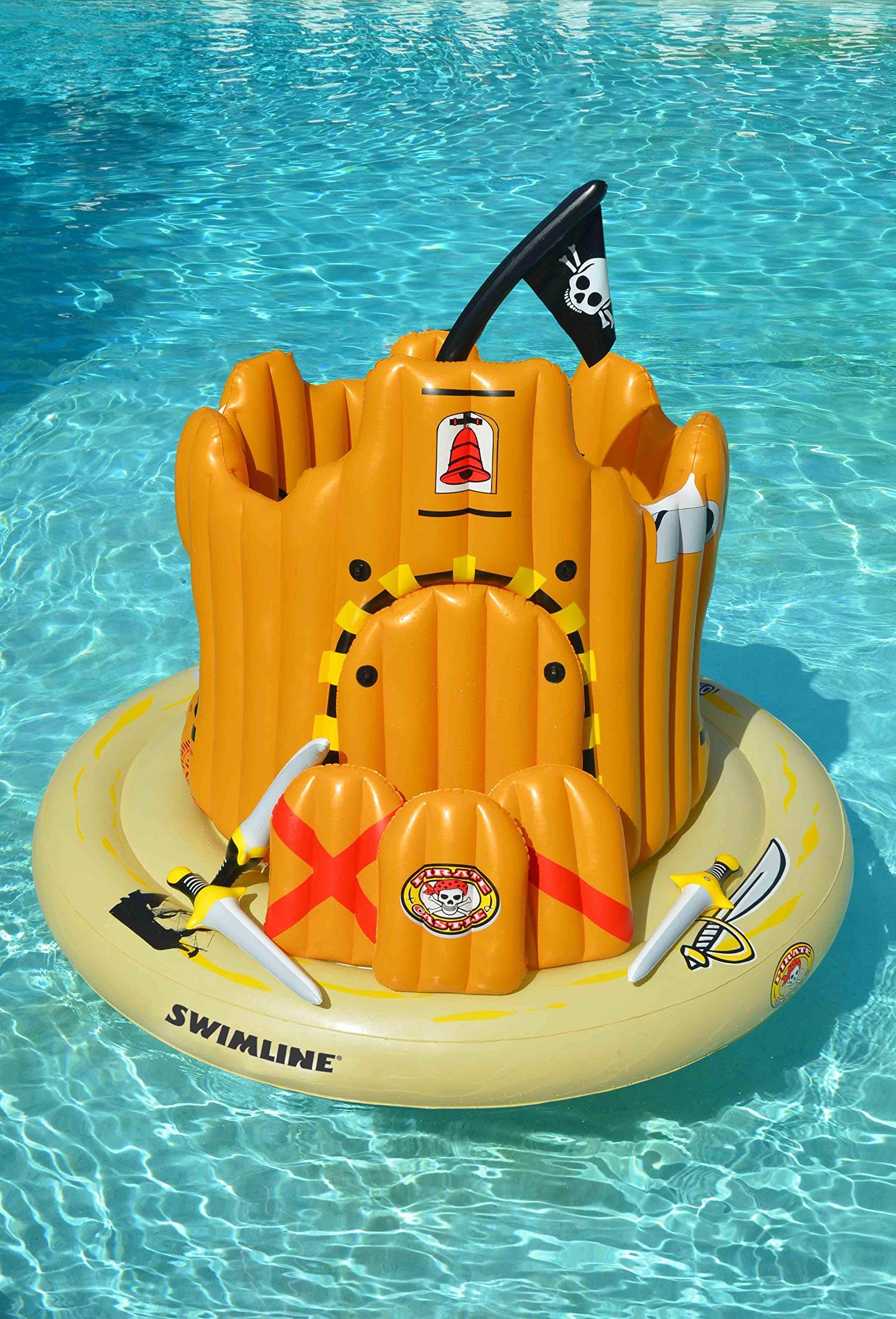 Swimline Pirate Island Pool Float by Swimline (Image #4)