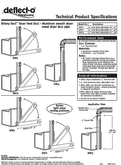 dryer vent schematic