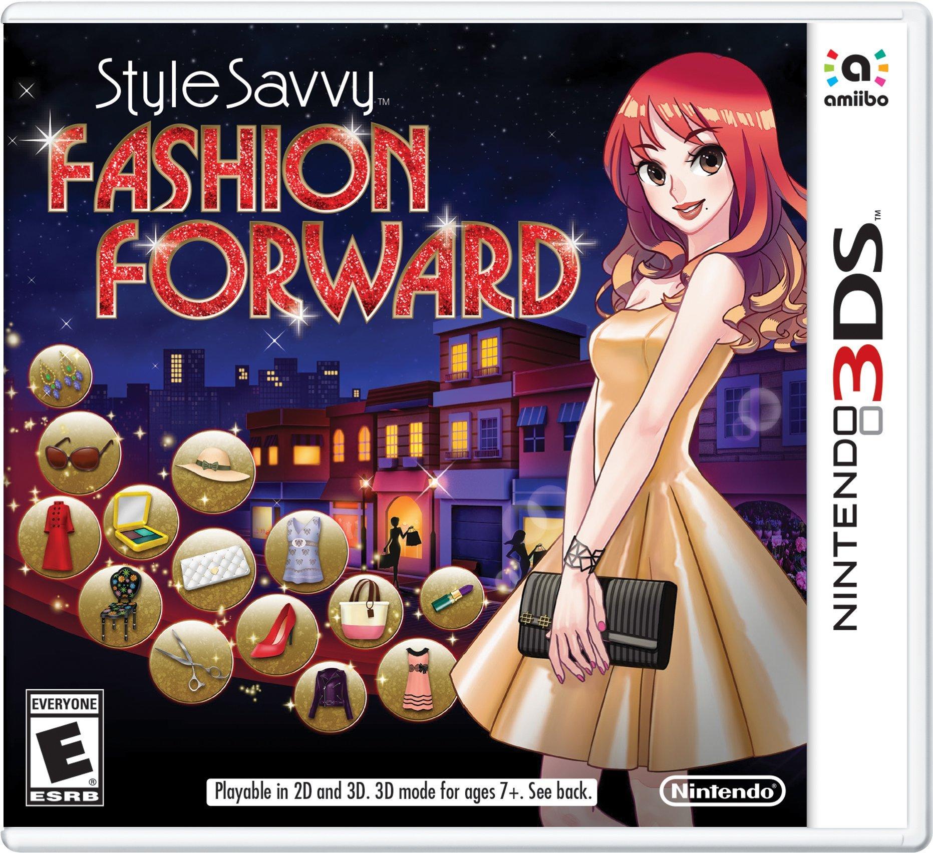 Style Savvy: Fashion Forward - Nintendo 3DS
