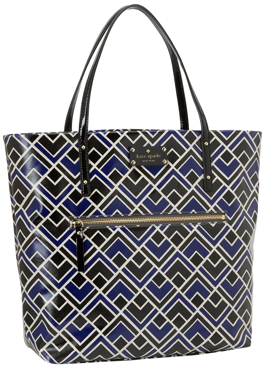 Kate Spade New York Flicker Fabric-Bon Tote