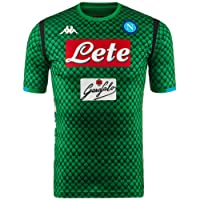 SSC NAPOLI home replica goalkeeper match shirt