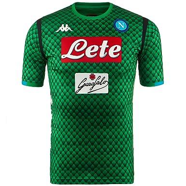 SSC Napoli Camiseta de portero local réplica