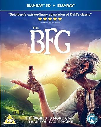 Amazon Com The Bfg Blu Ray 3d Blu Ray 2016 Movies Tv