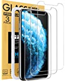 Mkeke Compatible with iPhone 11 Pro Screen Protector, iPhone X Screen Protector, iPhone Xs Tempered Glass Screen…