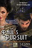 Paul's Pursuit: Science Fiction Romance (Dragon Lords of Valdier Book 6)