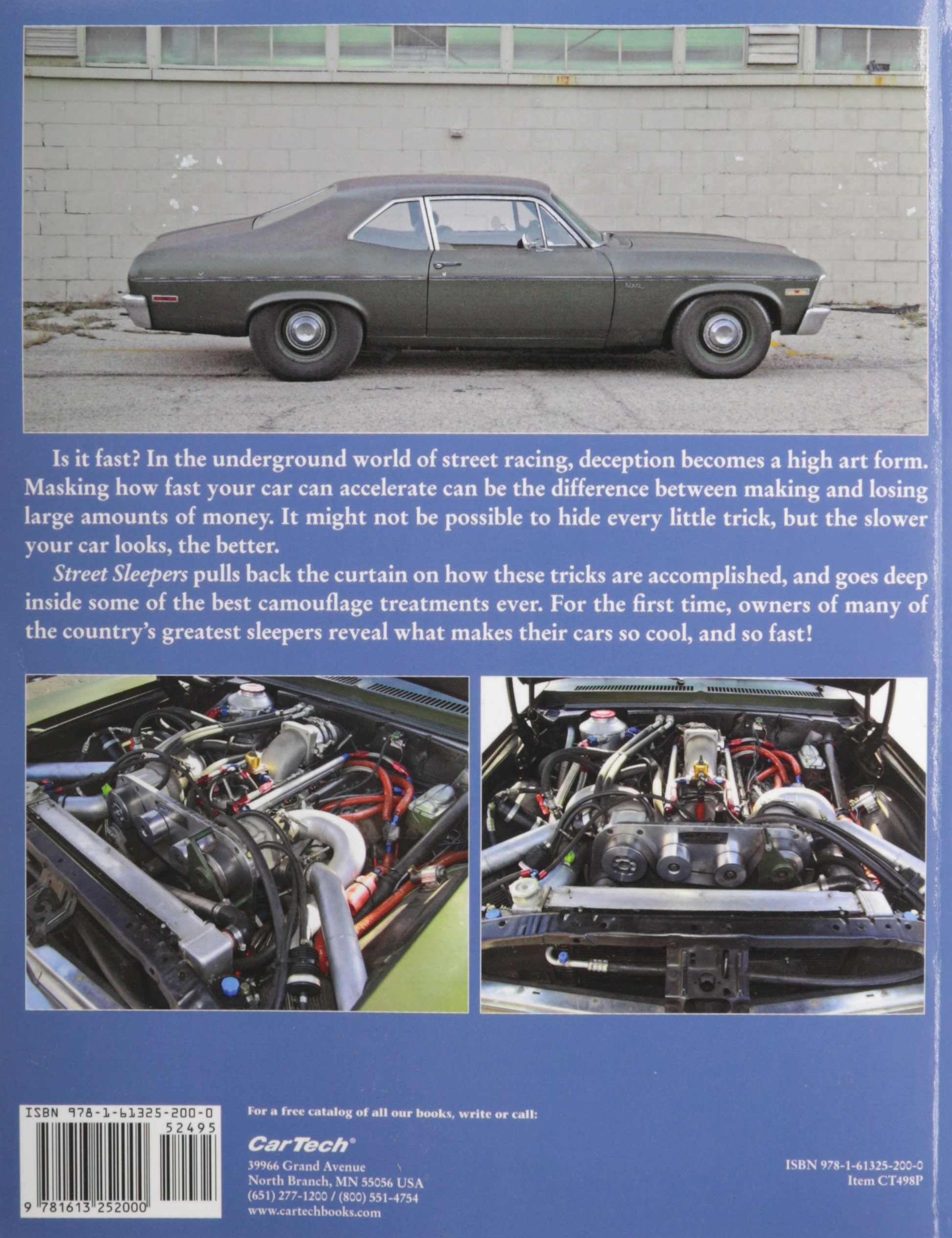 Street Sleepers: The Art Of The Deceptively Fast Car: Tommy Lee Byrd:  9781613252000: Amazon: Books