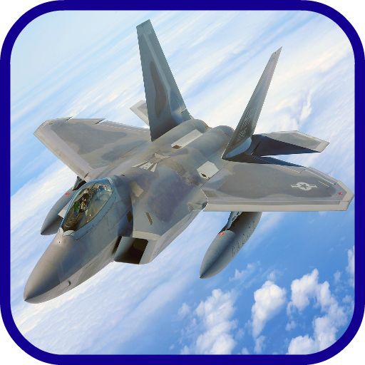 German American Jet (Fun Airplane Games For Kids Free: Games & Sounds)