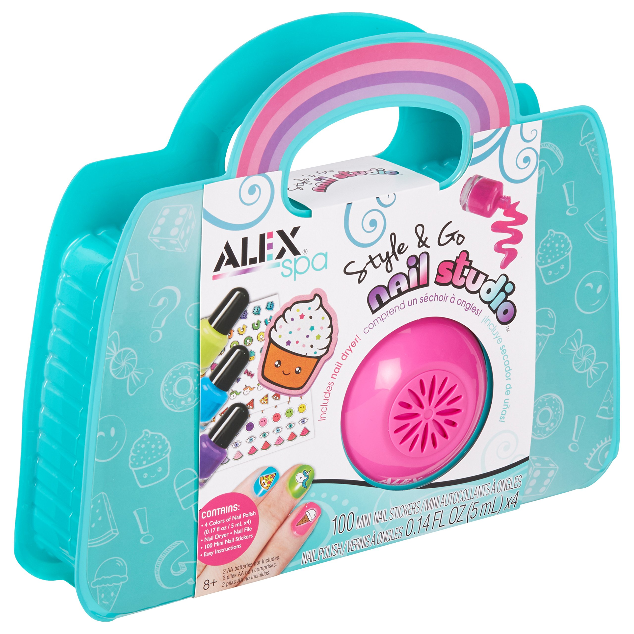 ALEX Spa Style & Go Nail Studio product image