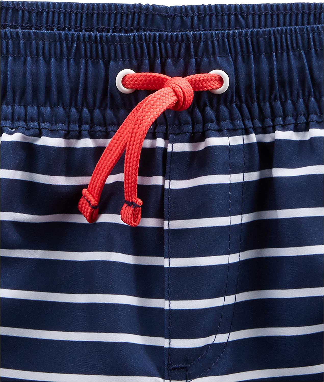 Simple Joys by Carters traje de ba/ño de 2 piezas para beb/és y ni/ños peque/ños 5 Red and Blue Anchor
