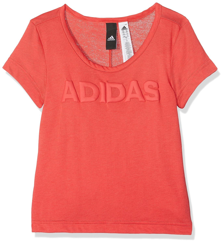 adidas Girls' Id Lineage T-Shirt ADIEY|#adidas