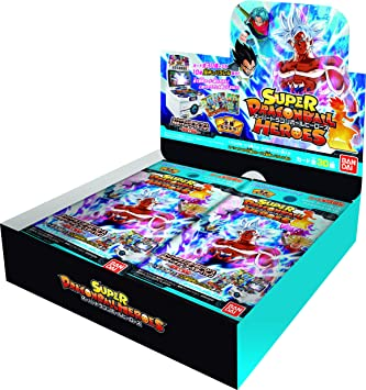 Super Dragon Ball Heroes Ultimate Booster Pack - Super ...
