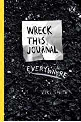 Wreck This Journal Everywhere Diary