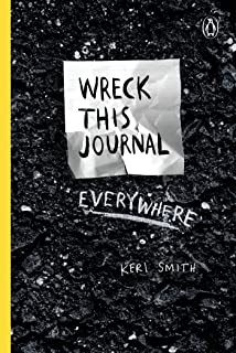 Wreck This Journal (Duct Tape) Expanded Ed : Keri Smith