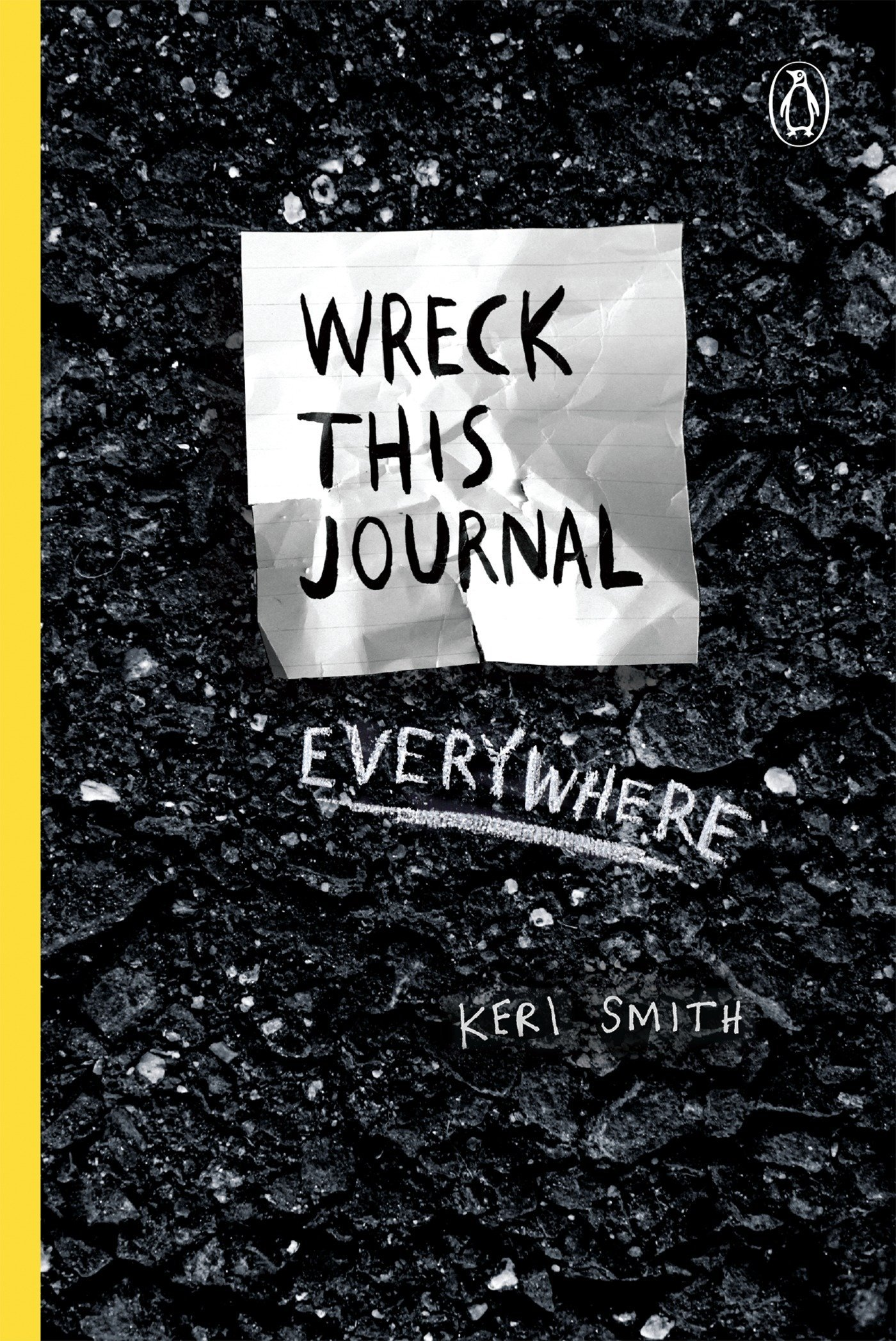 Wreck This Journal Everywhere Smith product image