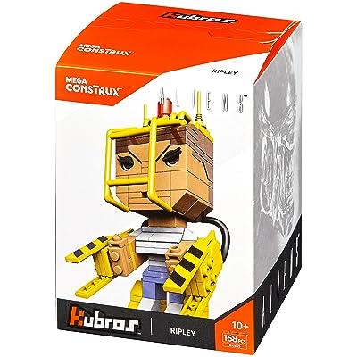 Mega Construx Kubros Aliens Ripley Building Kit: Toys & Games