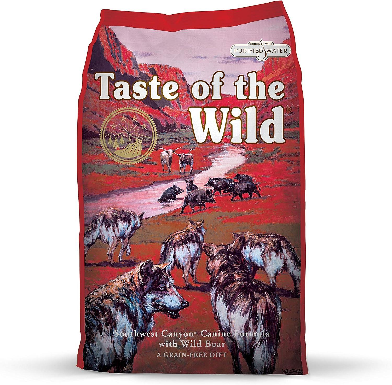 Taste of the Wild Canine Southwest Canyon Jabalí - 6000 gr