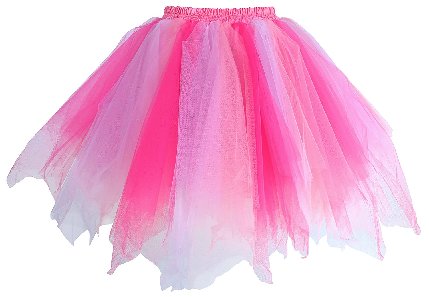 Dancina 1950s Vintage Tutu for Women and Big Girls