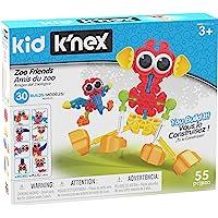 K'Nex 34492 Kid K'Nex - Zoo Friends