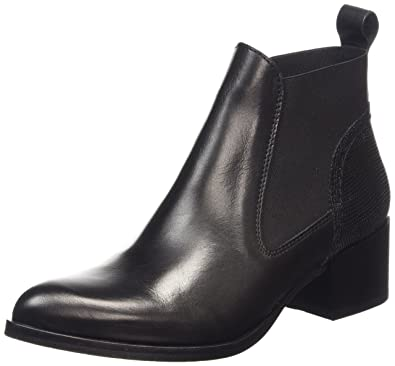 b4fe87dacab Sofie Schnoor Leather Boot, Women's Ankle Boots, Black, 3 UK (36 EU ...