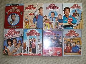 Home Improvement Seasons 1-8 Complete Series