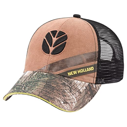 Image Unavailable. Image not available for. Color  K-Products Headwear New  Holland Beaver Cap 0324a573edd5