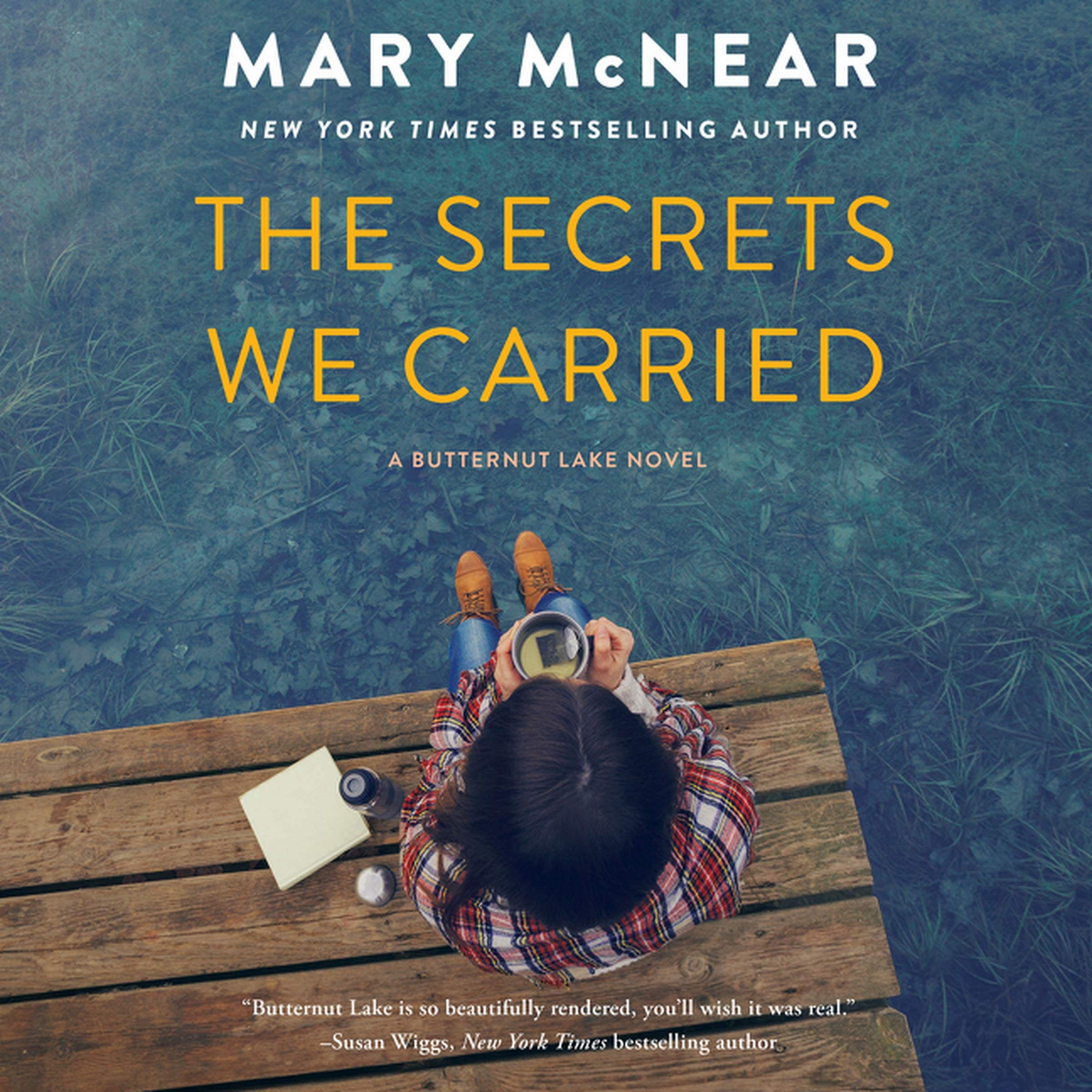 Read Online The Secrets We Carried: The Butternut Lake Trilogy, book 6 (Butternut Lake Trilogy, 6) pdf epub