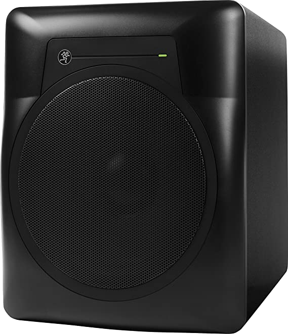 "Mackie MRS10 10"" Active Channel Studio Subwoofer PA & Stage at amazon"