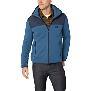 Amazon.com: Jack Wolfskin Mens Aero Trail Windproof ...