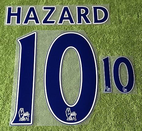 Hazard # 10 Chelsea FC Away 2015 - 2016 Fútbol jersey ...