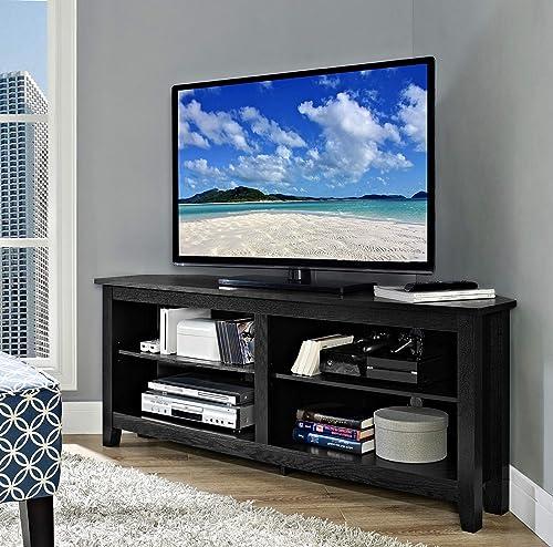 UNIVERSAL LTD Corner TV Stand