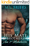His Mate - Brothers - Ain't Misbehavin': Paranormal Romantic Comedy