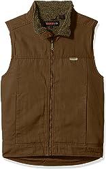 Wolverine Mens Porter Sherpa Lined Vest