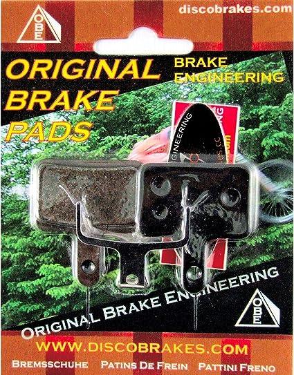 Choose Compound 2 Pairs Tektro Auriga A10.11 Disc Brake Pads P20.11 Orion Aquil