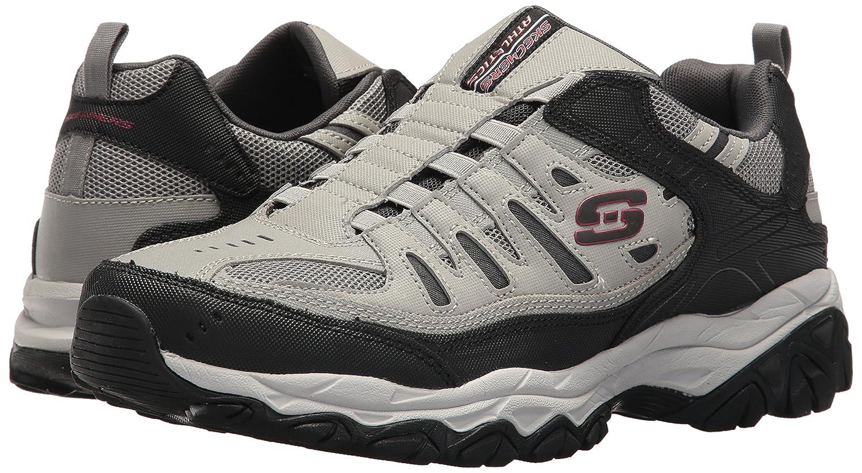 Skechers-Afterburn-Memory-Foam-M-fit-Men-039-s-Sport-After-Burn-Baskets-Chaussures miniature 55