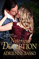 Notorious Deception Kindle Edition