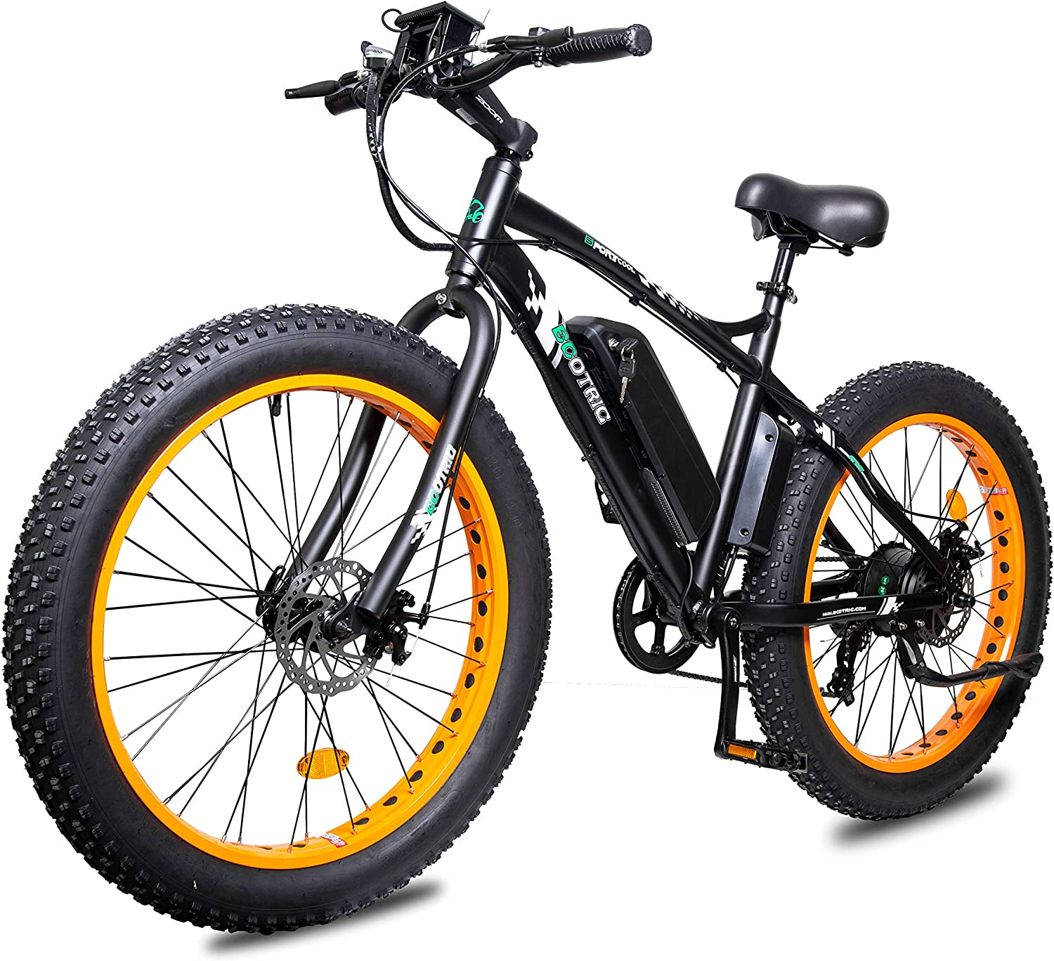 Ecotric electric fat bike