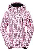 HSW Winter Jacket Women Coat Skiing Jacket Outdoor Girl Dress