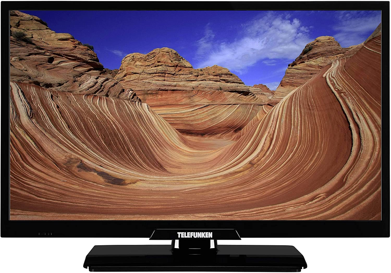TELEFUNKEN D22F340A LED-TV 55cm 22 Zoll EEK A (A++: Amazon.es: Electrónica